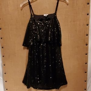 TOBI Sequined Party Dress